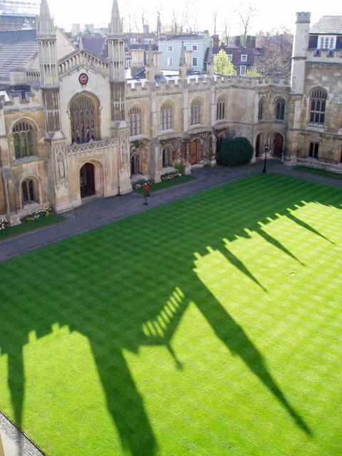 Corpus Christi College, Cambridge University