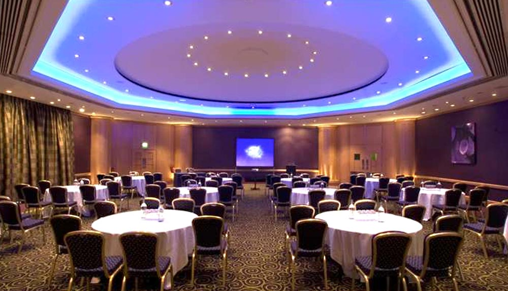 The Pavillion meeting room Birmingham management training venue