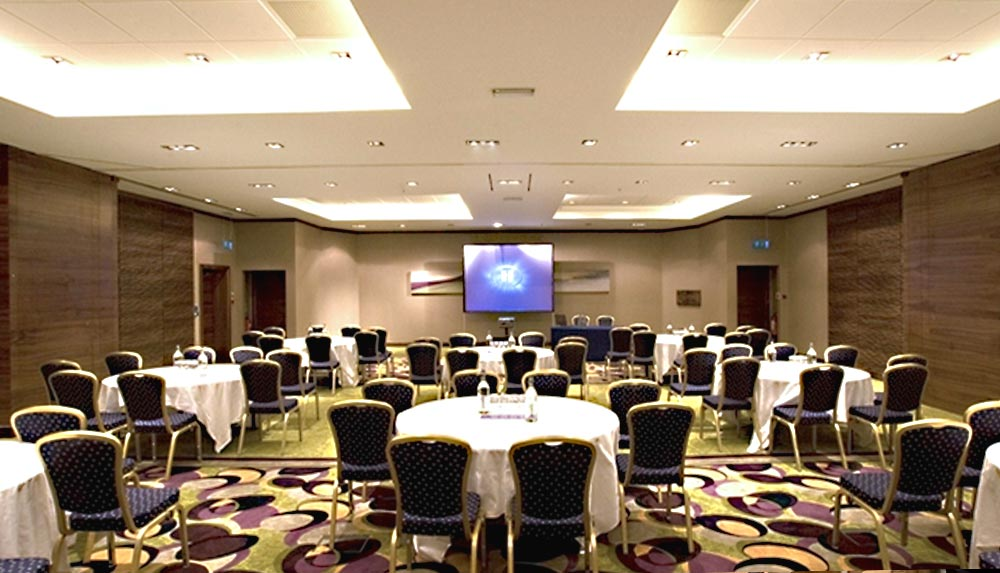 Hilton Metropole Birmingham NEC meeting room for delegates